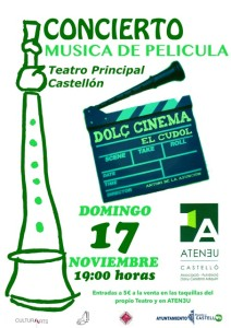 concert dolç cinema castello